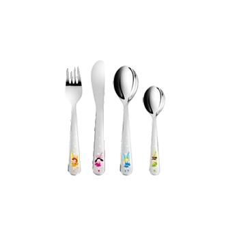 Детская посуда тип столовые приборы